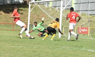Rewa Too Strong For Tavua At Garvey Park