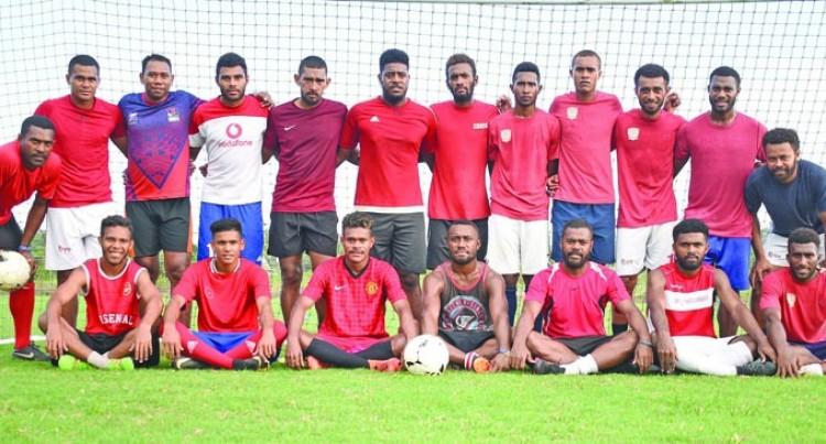Gamel's Help Lift Suva: Pratap