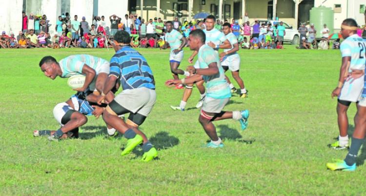 St John's U18 Triumph