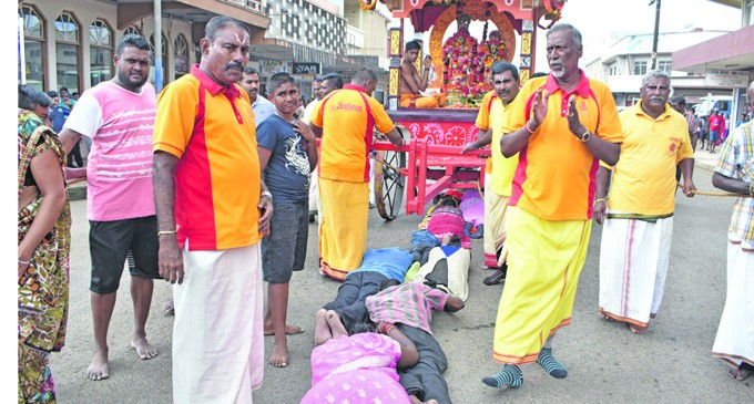 Sangam Believers Seek Divine Blessings