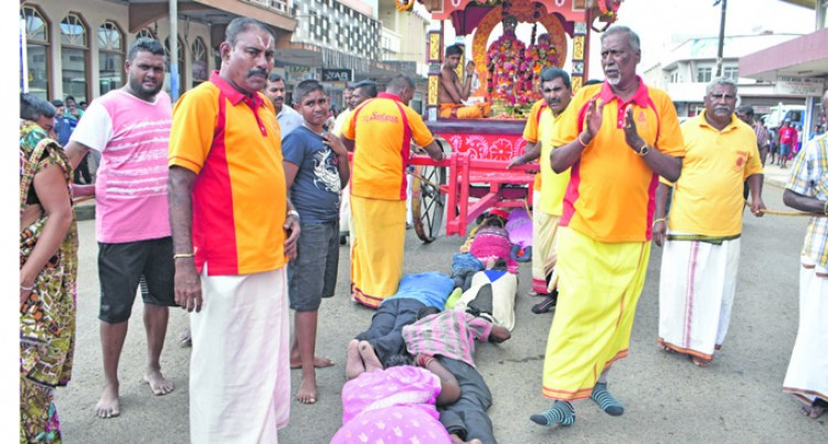 Sangam Believers Seek Divine Blessings