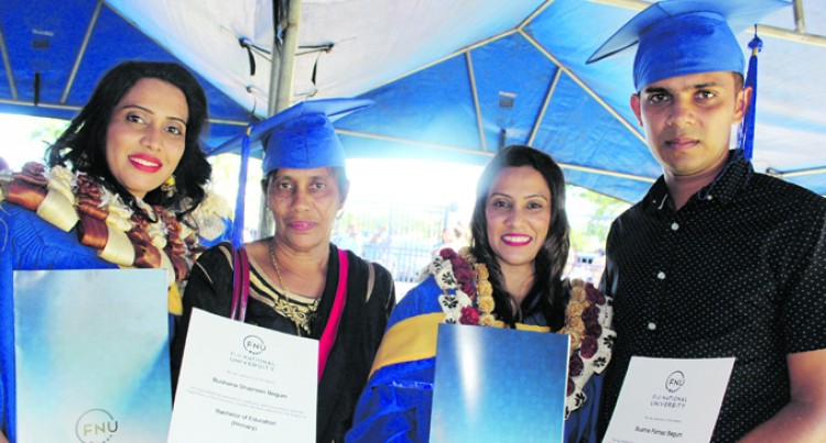 Special Bond, Hard Work Inspire Sisters To Pursue Better Qualification