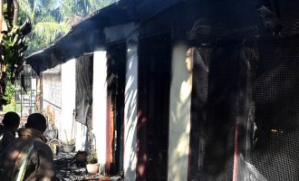 Police: Owner Of Home Razed In Fire Has Fled The Country