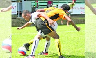 Midfielder Keeps Suva On Track