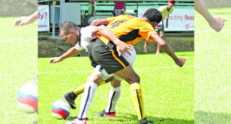 Midfielder Keeps Suva On Track