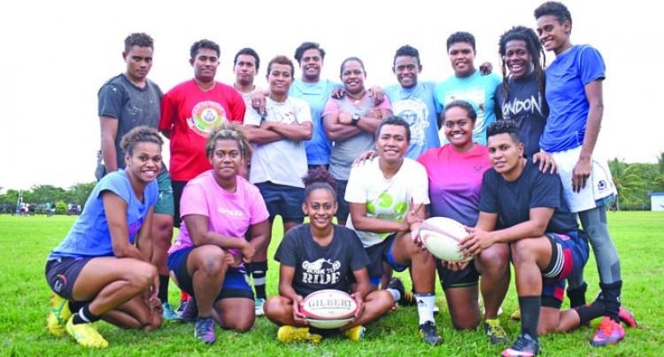 Naitasiri Women Get Set