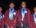 Prasad Quartet Win 16 Gold