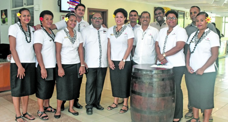 Tanoa Hotels New Look Uniforms
