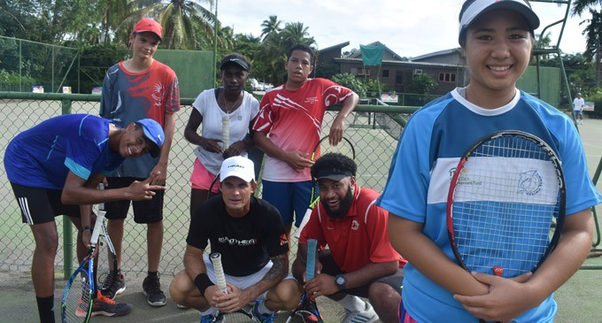 Kamoe Back For Fiji Open