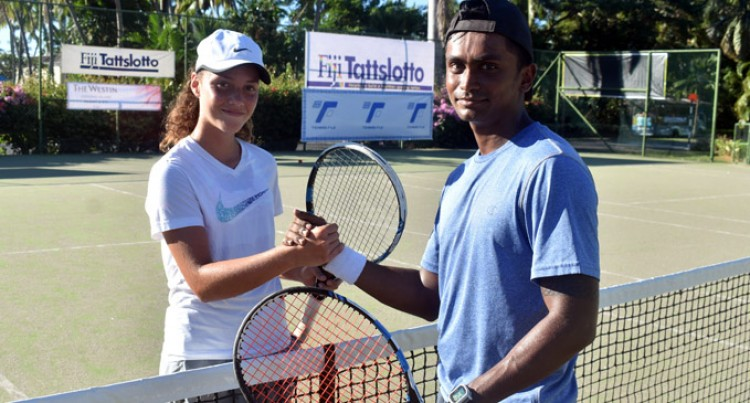 Singh Aims For The Best In Fiji Open