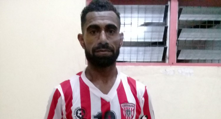 Why I play football, Waqa Tells
