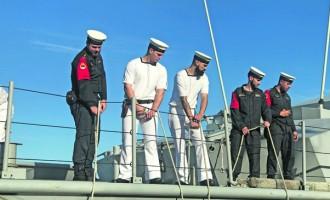 Operation Wasawasa Underway To Patrol Fiji's EEZ