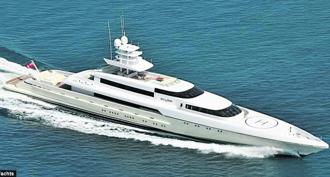 World's Fastest Super Yacht A Regular In The Malolo Waters