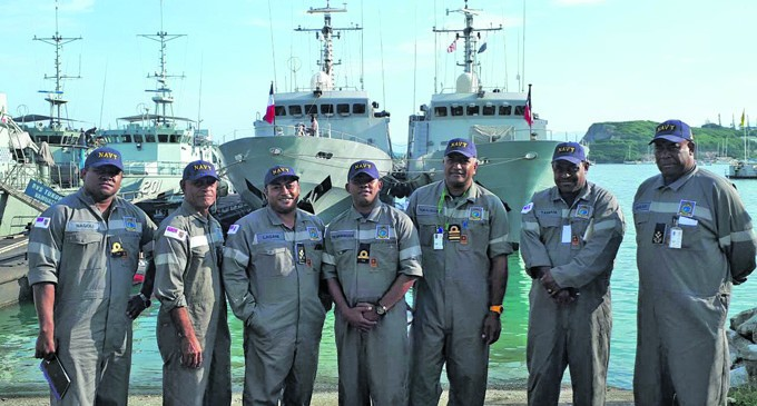 RFMF Joins Military Exercise