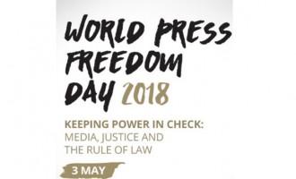 World Press Freedom Rating Is A Joke