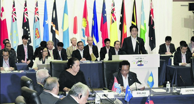 OMURA: PACIFIC ISLAND NATIONS SHOULD IMPLEMENT NORTH KOREAN SANCTIONS
