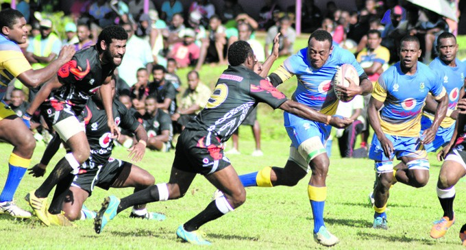 Northland Too Strong In Naluwai