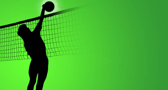 Volleyball Prepare For Ranking Tourney