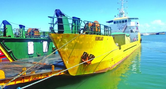 Vunilagi Supplying Rations For West,Yasawa Islands