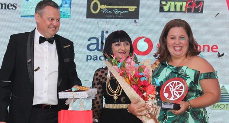 Kim Beddoes takes  top award