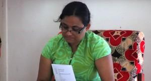Wildlife Conservation Society Director Sangeeta Mangubhai