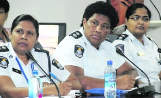 Tudravu Challenges Women Officers