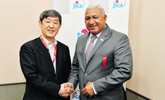 JICA President Praises PM For Remarkable Leadership