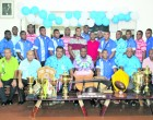 Police Farewell 'Black Pearl' Bari