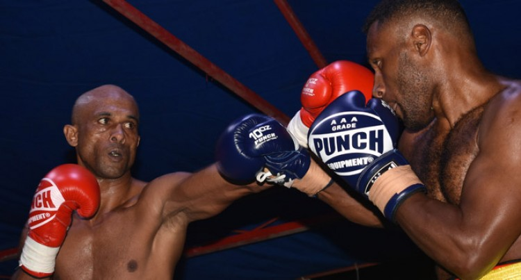 Chand, Louis Want Rematch