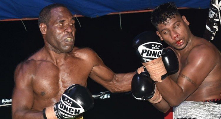 Locals To Fight In China, Oz