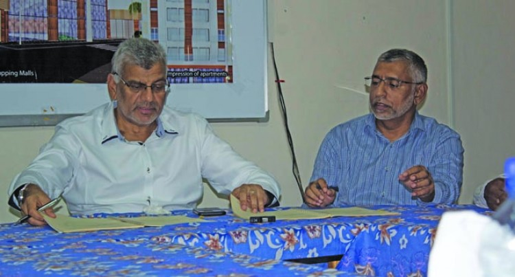 Muslim League Gets Funds For Big Suva Property Development