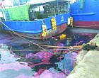 Shi Dao Pays Oil Spill Fine, Leaves Country