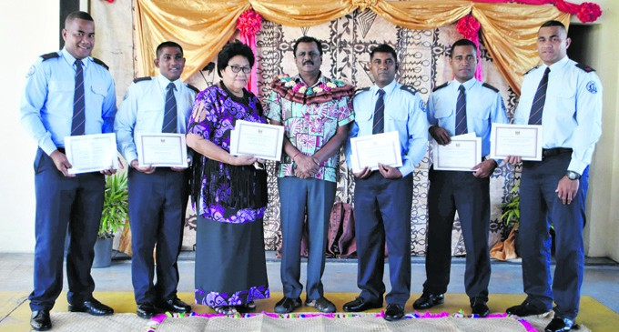 Recognition For NFA Officers