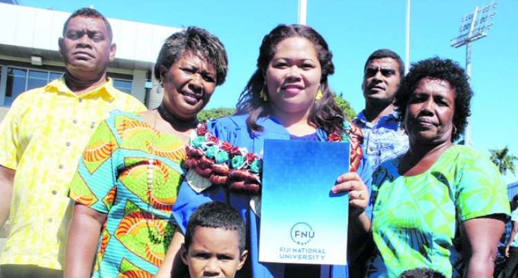Sacrifice Pays Off for Mum of Two