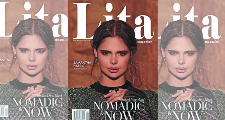 Australia's Lita Magazine Dedicates Its Spring 2018 Issue To Fiji And The Fijian Fashion Festival