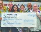 Kontiki Backs Bowling Carnival