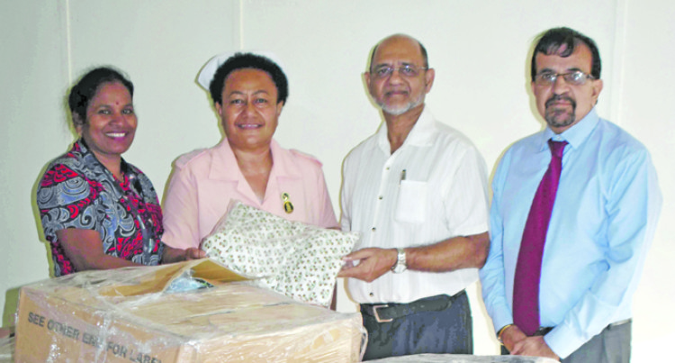 Clothing Assistance For Patients