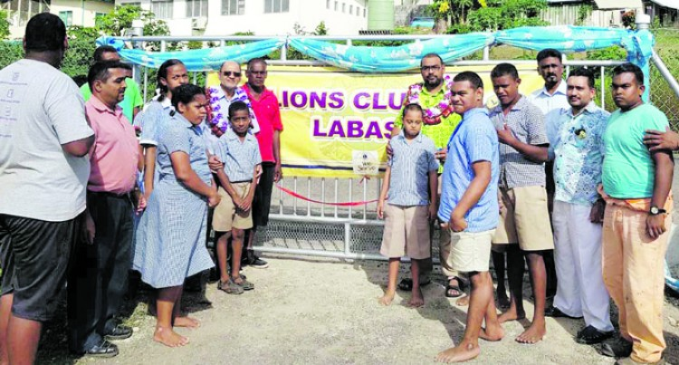 Lions Club Aids Special School