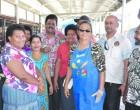 Bala Visits Vendors, Hears Grievances