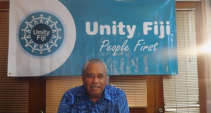 Unity Fiji names 14 poll candidates
