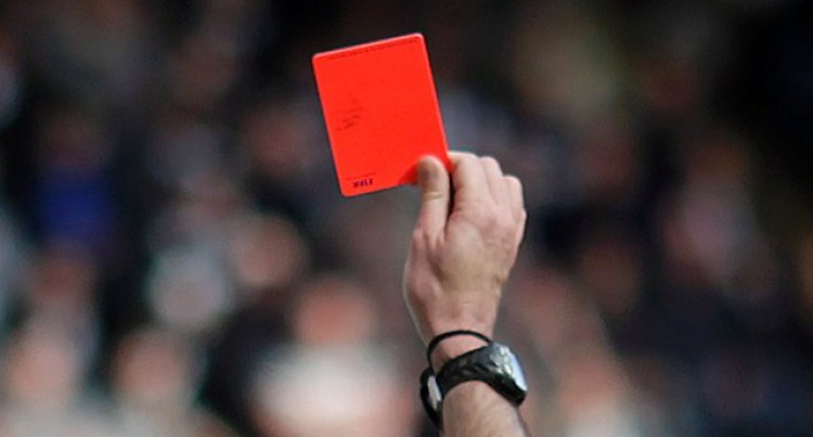 Recurring Red Card Offences A Worry Trend In Skipper Cup