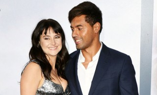Adrift Actress Woodley Appears With Rugby Star Date Ben Volavola