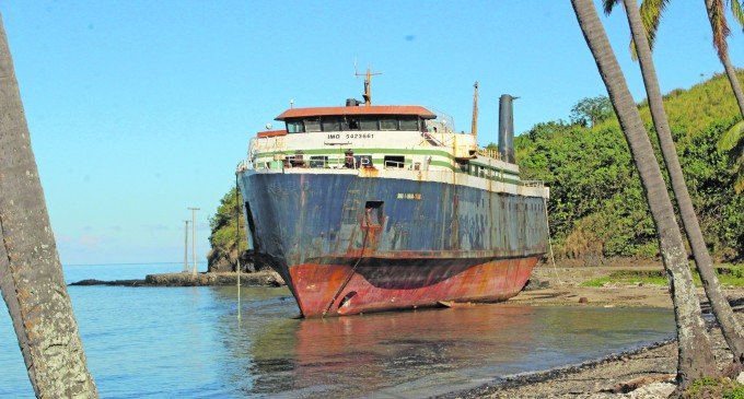 MSAF to Oversee Removal of Ship