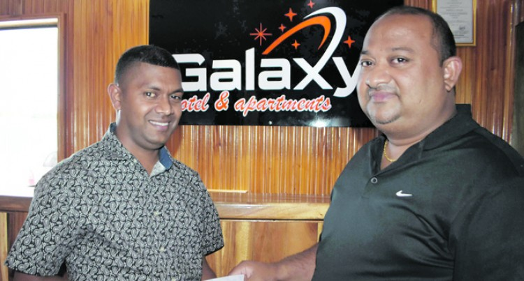 Galaxy Hotel Boost Labasa For FACT