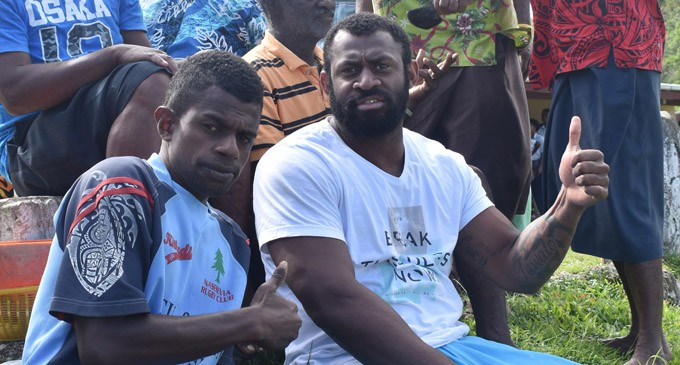 Tawalo: I Aim To Be A Flying Fijian