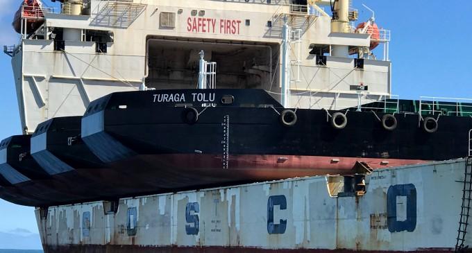 Amex Marine Vessels Arrive