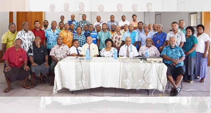 Village Headmen Attend Meeting