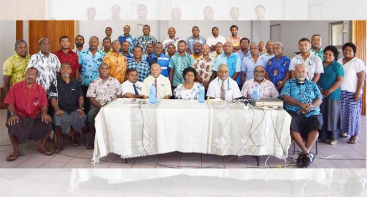 Village Headmen Attend Meeting