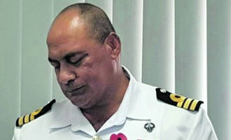 Fiji Navy Needs Neighbours To Monitor Illegal Activities: Vosawale