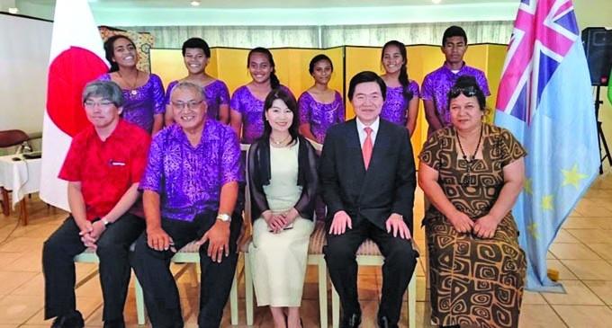 Tuvalu Deputy Commissioner Not Aware Of Burning Vessel